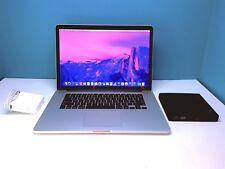 "MINT Apple MacBook Pro 15"" Retina / 2015-2016 / 2.2 Core i7 / 512 SSD/ Warranty"