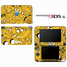 Vinyl Skin Decal Cover for Nintendo 3DS XL LL - Adventure Time