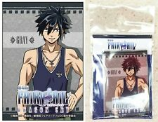 "Fairy Tail Dragon Cry Square Magnet Gray Fullbuster 3"" x 2"" Kodansha Licensed NW"