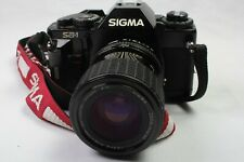 Sigma SA-1 35mm camera with 35-70mm f2.8-4.0 lens