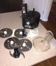 Regal Electronic Food Processor LM5 With All Attachments & Without Bowl