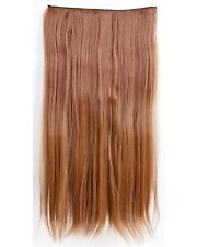 """US Hot New ,Real Thick,17-30"""",3/4 Full Head Clip In Hair Extensions,As Human B96"""