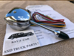 6 / 8 OR 12 VOLT UNIVERSAL VINTAGE STYLE TURN SIGNAL 34 39 41 CAR TRUCK