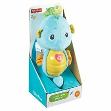 new fisher price Musical Gift Soothe and Glow Seahorse Nap Bedtime Toy