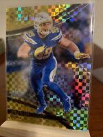 2019 Select Joey Bosa #235 GOLD Checkered Field Level Prizm 10 SSP Chargers!!