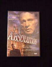 Absolution (DVD, 2004), Richard Burton, Dominic Guard, Brook Williams