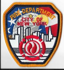 New York Fire Department (FDNY) Patch V2