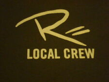 Rascal Flatts Local Crew T-shirt Size XL in Gray