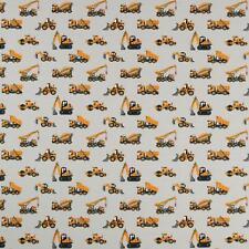 Tela de coche de vehículos Reino Unido 100/% algodón de bomberos helicóptero OC de coche de carreras