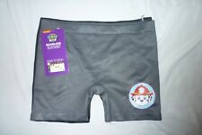 New Girls Large Paw Patrol Panties 2 pack Playshorts Black and Gray