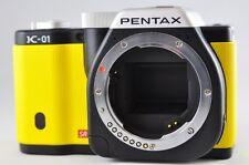 [Exc⁺⁺] PENTAX K-01 16.0 MP Yellow (Body) Digital SLR Camera