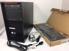 Lenovo ThinkStation P300 Mini Tower Intel Xeon E3-1220 3.10 GHz  8GB 1TB K2200