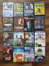 DVD-Paket 16x DVD FSK 0-16 Filme Thriller Romantik Action Psycho Musik Liebe