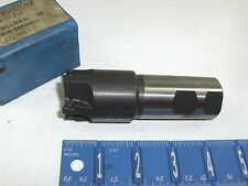 Valenite 5 Flute 1 12 Indexable Milling Cutter 53963212