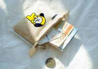 BTS BT21 Official PVC Character Mini Pouch Coin Bag KPOP Goods Authentic MD Item
