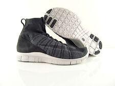 Nike Air Free Flyknit Mercurial Dark Wolf Grey US_12 Eur 46