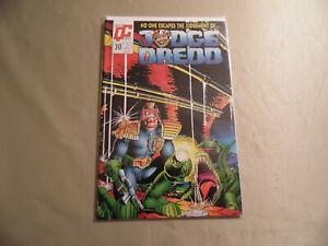 Judge Dredd #30 (Qaulity Comics 1989) Free Domestic Shipping