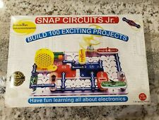 Snap Circuits Jr. SC-100 Electronics Exploration Kit | Over 100 STEM...