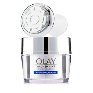 NEW Olay Magnemasks Infustion Hydrating Starter Kit - For Dryness & Roughness :