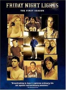 Friday Night Lights: Season 1 - DVD - VERY GOOD