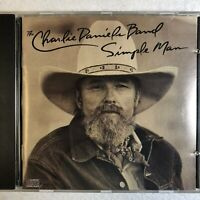 The Charlie Daniels Band-Simple Man Music CD Private Collection Free Shipping
