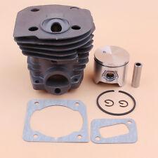 Nikasil Coated 44mm Cylinder Piston Gaskets Kit fit Husqvarna 346XP 350 351 353