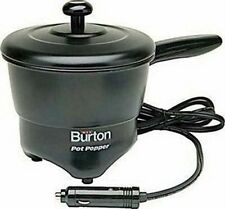 6920 MAX BURTON 12 VOLT POT POPPER SAUCEPAN STEAMER HEATER PORTABLE LIGHTWEIGHT