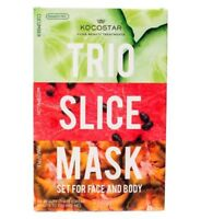 Korean Face Peel Off Mask Set