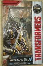 TRANSFORMERS PREMIER EDITION THE LAST KNIGHT - STEELBANE (H59)