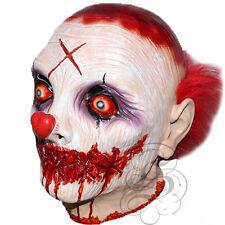 Halloween 'Sinister's Love Clown' Horror Fancy Dress Up Latex Party Masks