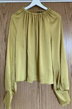 marks and spencer ladies blouse size 14