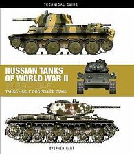 WW2 Russian Tanks of World War II 1939-1945 Technical Guide Reference Book
