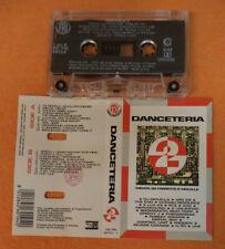 MC compilation DANCETERIA 2 Molella Mg 29 Human resource Rtz Uhf no cd lp vhs