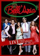 NEW Bell'aria: Live From Las Vegas (DVD)