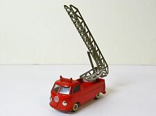 Tekno (Denmark) 1950s Volkswagen Fire Truck w/ Ladder 1:43 Scale  Diecast Used