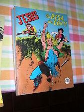JESUS #   2 -  EDIZIONE GEIS - APRILE 1976 - WESTERN