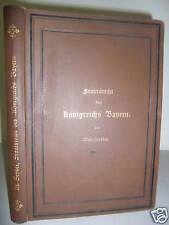 Seydel – Staatsrecht des Königreichs  Bayern 1888