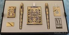 """ST DUPONT """"FIFTH AVENUE"""" COLLECOR SET # 100, BRAND NEW IN THE BOX, STUNNING!!!"""