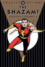 DC Archives Shazam! Volume 4 Hardcover Graphic Novel