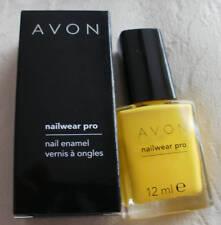 AVON NAILWEAR PRO NAIL ENAMEL / VARNISH SUNSHINE ~ NEW