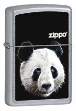 ZIPPO PANDA12F051 Accendino Collezionismo Lighter Idea Regalo Panda Animali
