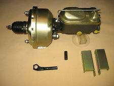 """1964-66 Ford Mustang 7"""" power brake booster & ford style master cylinder"""