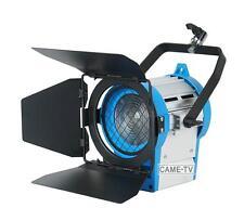 Pro As ARRI 1000W Fresnel Tungsten Light + Dimmer Built-In Spot Lights