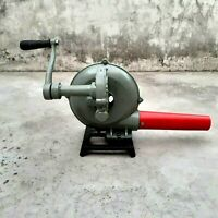 Forge Fan Furnace With Hand Blower Pedal Type Handle Blacksmiths