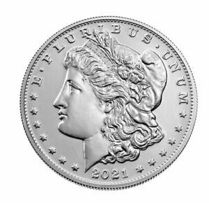 2021 D Morgan Silver Dollar Confirmed Preorder