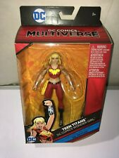 Dc Multiverse- teen titans Wonder Girl Action Figure Dr Psycho Series new Minty