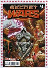 Secret Wars #4  - 2015 - Marvel