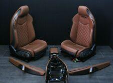 Audi TT 8S Roadster Exclusive Sport Leder Sitze Innenausstattung Rauten Belüftet