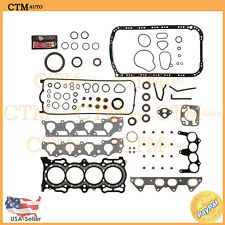 MLS Full Head Gasket Set Repair Kit For 94-97 Acura CL Honda Accord 2.2 I4 F22B1