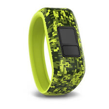 Garmin Vivofit Jr. Kids Fitness Activity Tracker, Size Regular - Digi Camo